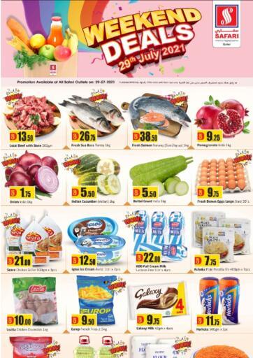 Qatar - Al-Shahaniya Safari Hypermarket offers in D4D Online. One Day Offer. . Only On 29th July