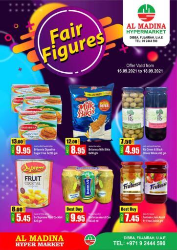 UAE - Fujairah Al Madina Supermarket LLC offers in D4D Online. Dibba, Fujairah. . Till 18th September