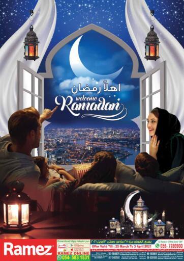 UAE - Abu Dhabi Aswaq Ramez offers in D4D Online. Welcome Ramadan. . Till 03rd April