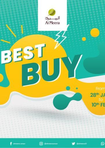Oman - Salalah Al Meera  offers in D4D Online. Best Buy. . Till 10th February