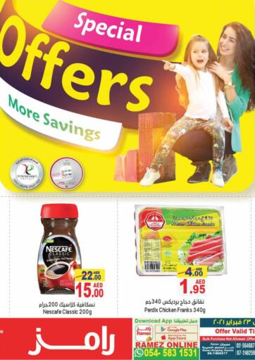 UAE - Abu Dhabi Aswaq Ramez offers in D4D Online. Special Offers. Special Offers At Aswaq Ramez, Offers Going On For  Fresh Foods, Groceries, Electronics, Home Needs & Selected Items. Grab Your Favorites At Low Price.  Offer Valid Till 23rd February. Happy Shopping!!!. Till 23rd February