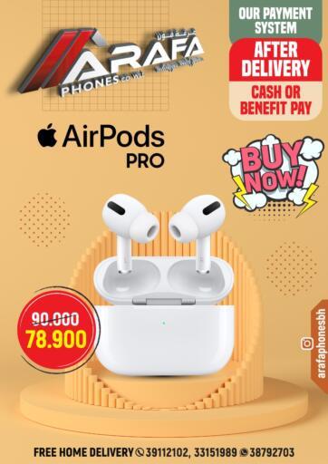 Bahrain Arafa Phones offers in D4D Online. Buy Now!. . Till 1st September