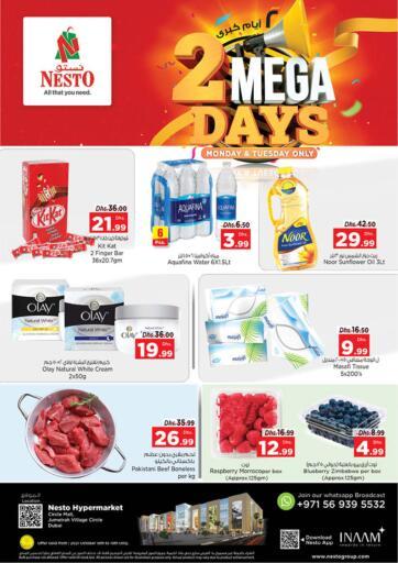 UAE - Sharjah / Ajman Nesto Hypermarket offers in D4D Online. Jumeira Village Circle, Dubai. . Till 19th October