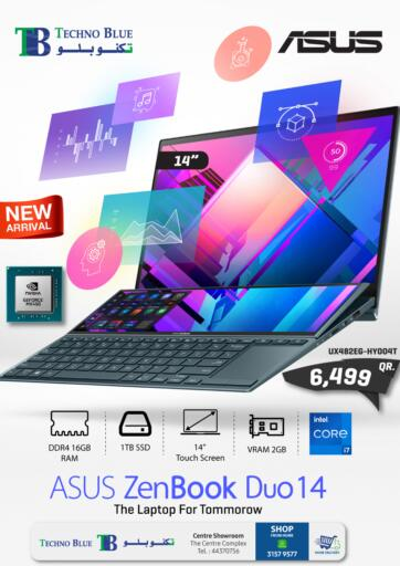 Qatar - Al-Shahaniya Techno Blue offers in D4D Online. The best laptop for Multi-taskers. Now its time to shop from Techno Blue. Get The best laptop for Multi-taskers offers and get your products at great discounts. Offers valid Till 30th January.   Hurry Up!!!!!. Till 30th January