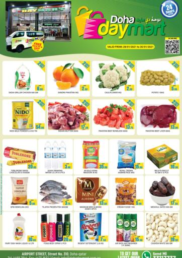 Qatar - Doha Doha Daymart offers in D4D Online. Special Offer. . Till 30th January