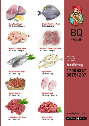 Bahrain BQ Fresh offers in D4D Online. Special Offers. Special Offers @ BQ Fresh!! Buy  products at reduced prices at BQ Fresh!! Offer Valid Untill Stock Last.. Untill Stock Last