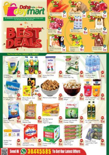 Qatar - Doha Doha Daymart offers in D4D Online. Best Deals. . Till 18th September