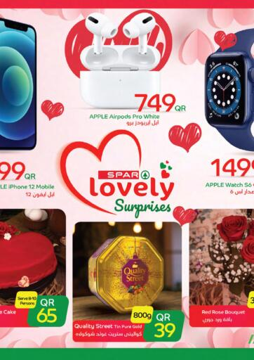 Qatar - Al Khor SPAR offers in D4D Online. SPAR Lovely Surprises!. SPAR Lovely Surprises! Offers Are Available At SPAR. Get Your Favourite Products at Exclusive Prices. Offers  Are Valid    Until Stock Last.. Grab It Now! Enjoy Shopping!!!. Until Stock Last