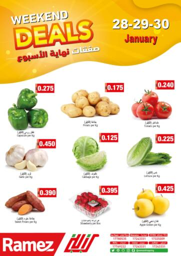 Bahrain Ramez offers in D4D Online. Weekend Deals. . Till 30th January