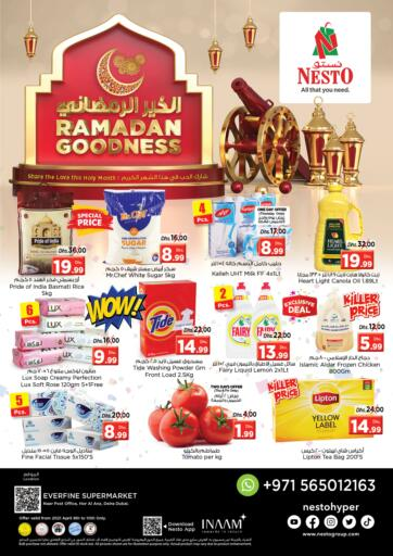 UAE - Dubai Nesto Hypermarket offers in D4D Online. Hor Al Anz, Dubai. . Till 10th April