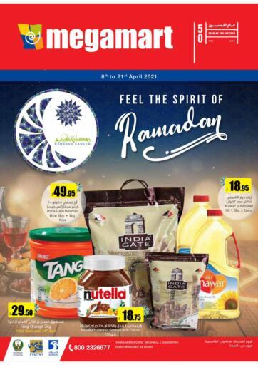 UAE - Al Ain Megamart Supermarket  offers in D4D Online. Feel the spirit of Ramadan. . Till 21st March
