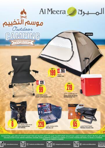 Qatar - Al Shamal Al Meera offers in D4D Online. Outdoor Camping. Outdoor Camping Offers Are Available At Al Meera. Offers Are Valid Till 9th December. Enjoy Shopping!!!. Till 9th December