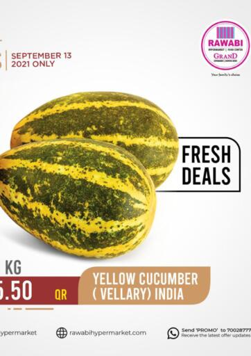 Qatar - Al Rayyan Rawabi Hypermarkets offers in D4D Online. Your Daily Savings. . Only On 13th September