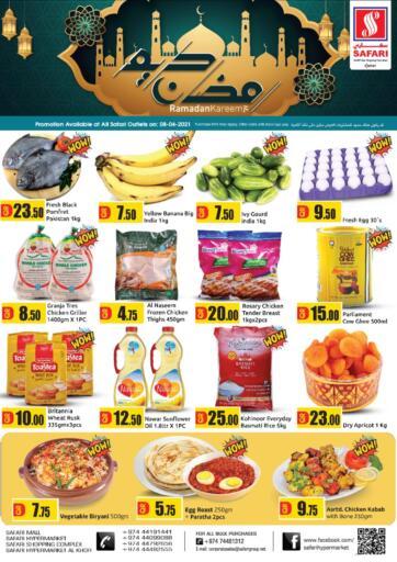 Qatar - Al Daayen Safari Hypermarket offers in D4D Online. Ramadan Kareem. . Only On 08th April
