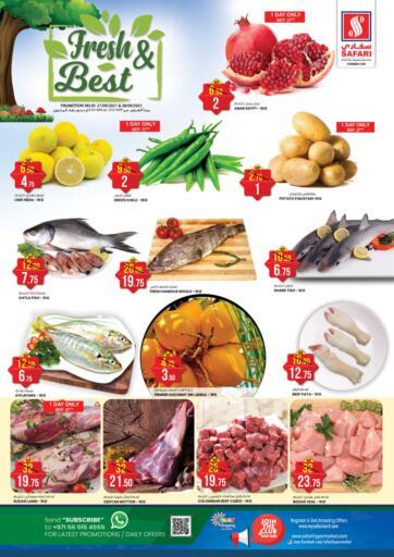 UAE - Sharjah / Ajman Safari Hypermarket  offers in D4D Online. Fresh & Best. . Till 28th September