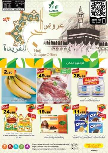 KSA, Saudi Arabia, Saudi - Abha Al Raya offers in D4D Online. Hajj Unique Offers. Now you can get your products from your favorite brands during the 'Hajj Unique Offers' at Al Raya Store. This offer is only valid Till 6th July 2021.. Till 6th July