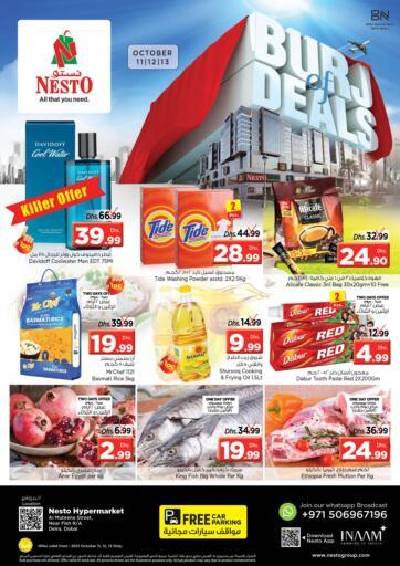 UAE - Sharjah / Ajman Nesto Hypermarket offers in D4D Online. Al Muteena Street, Deira - Dubai. . Till 13th October