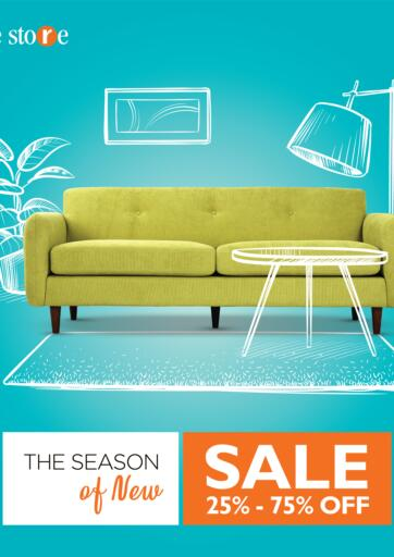 Bahrain Home Store offers in D4D Online. 25% - 75% OFF. . Till 2nd January