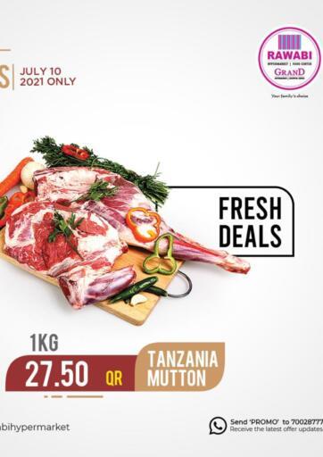 Qatar - Al-Shahaniya Rawabi Hypermarkets offers in D4D Online. Fresh Deals. . Only On 10th July