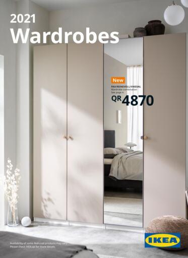 Wardrobes Catalogue
